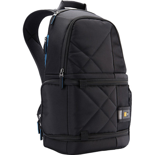 Case Logic CPL-109B DSLR Camera and iPad Backpack (Black)