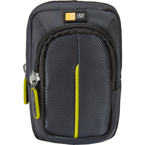 Case Logic DCB-302 Compact Camera Case with Storage (Anthracite)
