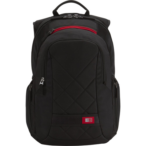 "Case Logic Backpack for 14"" Laptop (Black)"