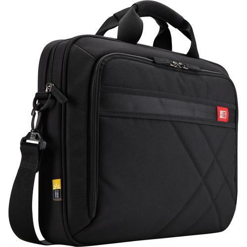 "Case Logic DLC-117 17.3"" Laptop and Tablet Case (Black)"