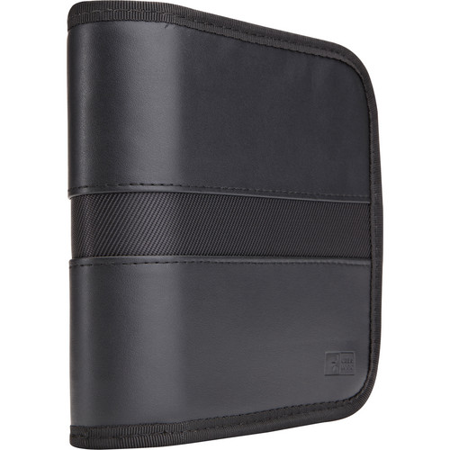 Case Logic 28-Disc CD Wallet (Black)