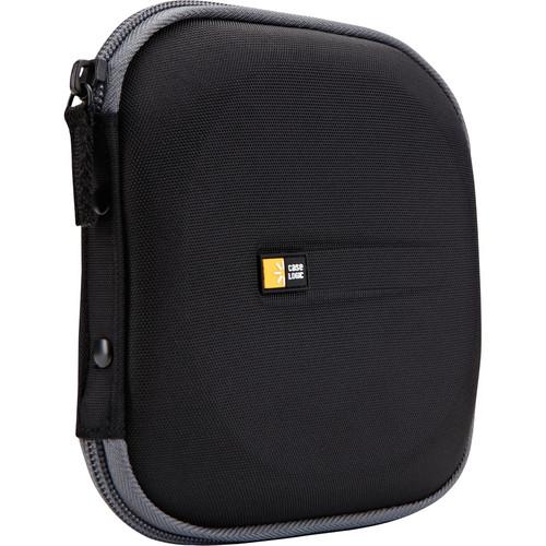 Case Logic 24 Capacity CD Wallet (Black)