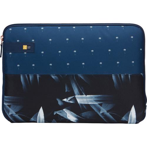 "Case Logic Hayes Sleeve for 13.3"" Laptop (Dark Palm)"
