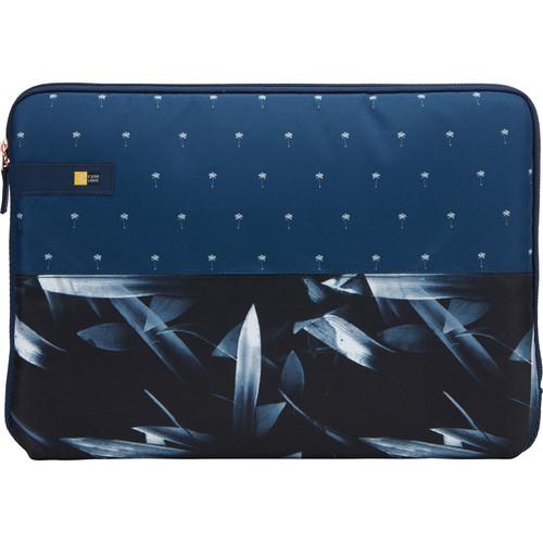 "Case Logic Hayes Sleeve for 15.6"" Laptop (Dark Palm)"