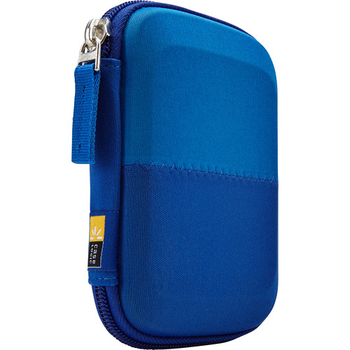 """Case Logic Portable Case for 4.4 x 3.2"""" Hard Drive (Ion)"""