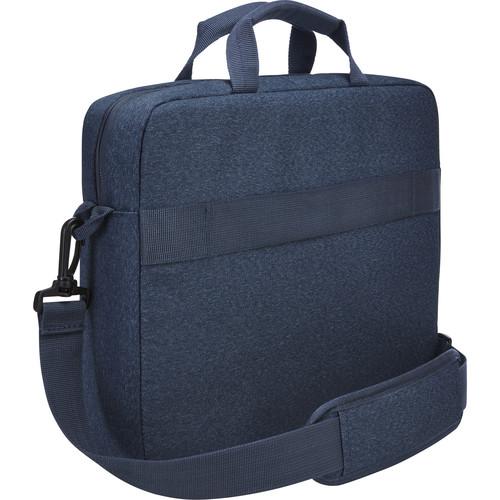 "Case Logic Huxton 14"" Laptop Attaché (Midnight Navy)"