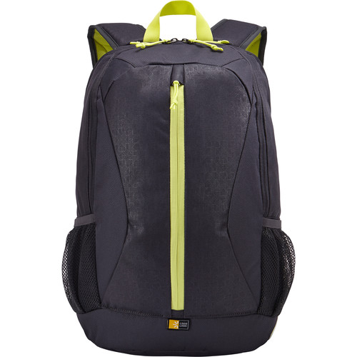 """Case Logic Ibira Backpack for 15.6"""" Laptop and 10.1"""" Tablet (Anthracite)"""