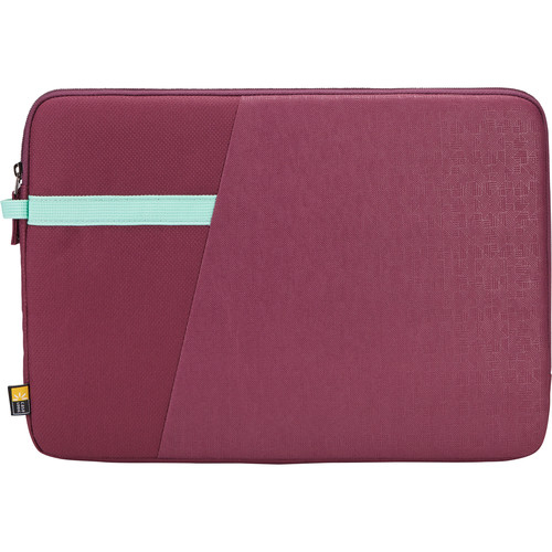 "Case Logic Ibira Sleeve for 11"" Laptop (Acai)"