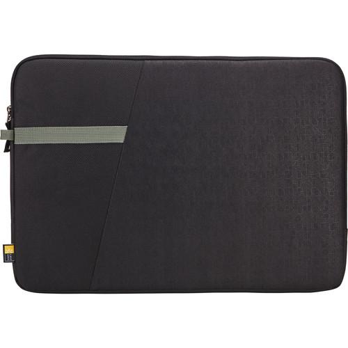 "Case Logic Ibira Sleeve for 15.6"" Laptop (Black)"