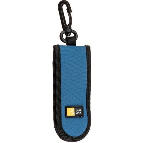 Case Logic USB Flash Drive Shuttle (2x Capacity, Blue)
