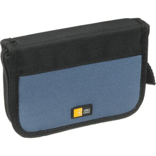 Case Logic 6-Capacity USB Flash Drive Shuttle - Blue
