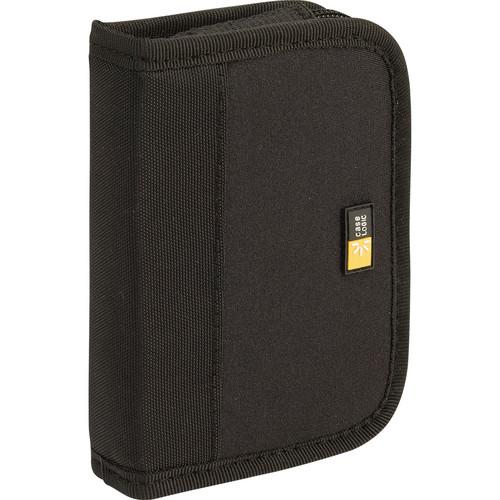 Case Logic 6-Capacity USB Flash Drive Shuttle - Black