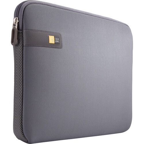 "Case Logic Sleeve for 13.3"" Laptop & MacBook (Graphite)"