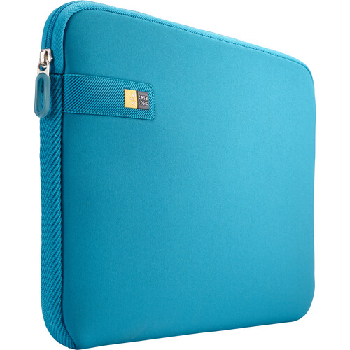 """Case Logic Sleeve for 13.3"""" Laptop or MacBook (Peacock)"""