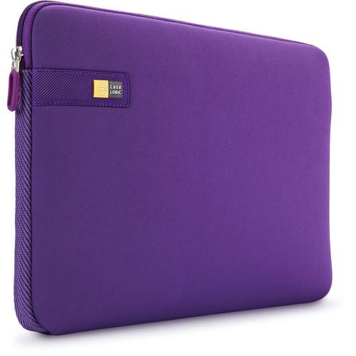 "Case Logic 13.3"" Laptop and MacBook Sleeve (Purple)"
