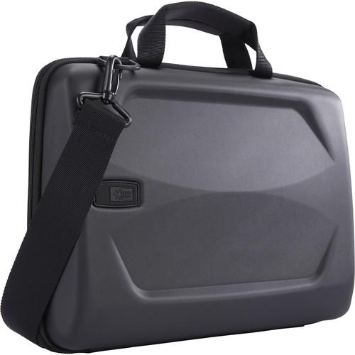"""Case Logic Laptop Attaché for 15"""" MacBook Pro/14"""" PC (Black)"""