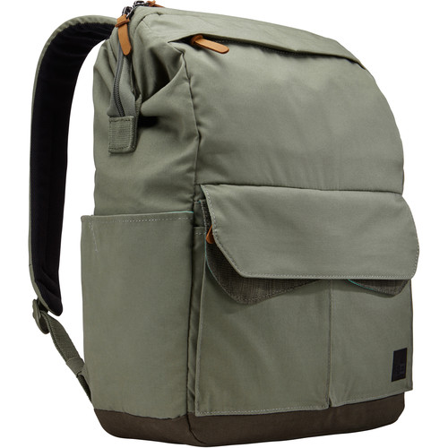 Case Logic LoDo Medium Backpack (Green)