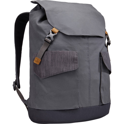 Case Logic LoDo Large Backpack (Graphite/Anthracite Gray)
