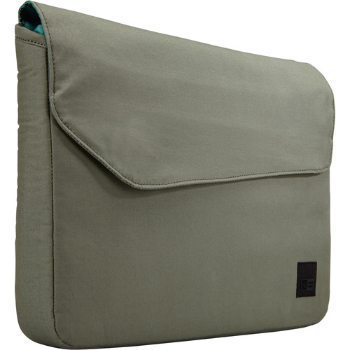 "Case Logic LoDo 11.6"" Laptop Sleeve (Petrol Green–Drab)"