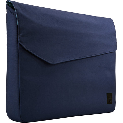 "Case Logic LoDo 13.3"" Laptop Sleeve (Dress Blue–Navy Blazer)"