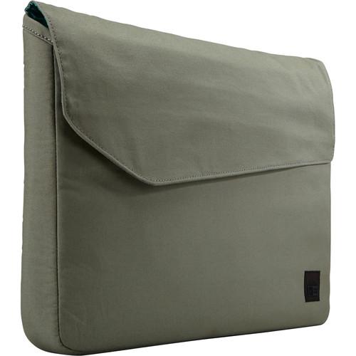 "Case Logic LoDo 13.3"" Laptop Sleeve (Petrol Green–Drab)"