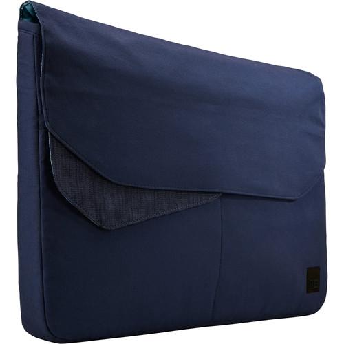 "Case Logic LoDo 15.6"" Laptop Sleeve (Dress Blue–Navy Blazer)"
