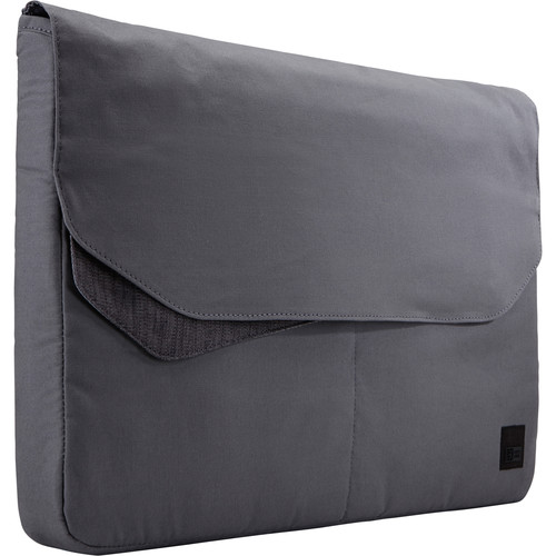 "Case Logic LoDo 15.6"" Laptop Sleeve (Graphite–Anthracite)"