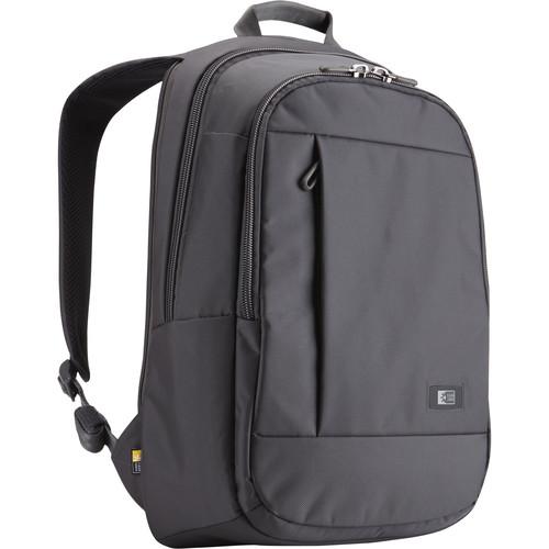 "Case Logic Backpack for 15.6"" Laptop (Anthracite)"
