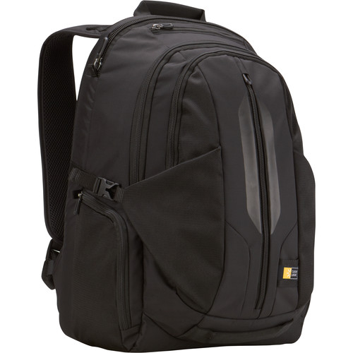 "Case Logic 17.3"" Laptop Backpack (Black)"