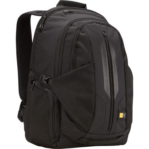 """Case Logic Backpack for 17.3"""" Laptop (Black)"""