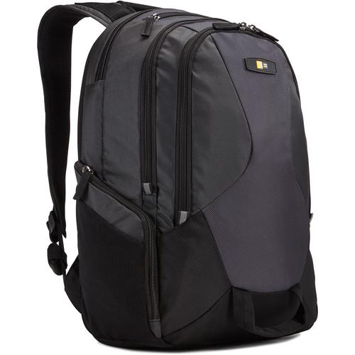 """Case Logic InTransit Backpack for 14.1"""" Laptop and 10.1"""" Tablet (Black)"""