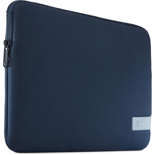 "Case Logic Reflect 13"" Laptop Sleeve (Dark Blue)"