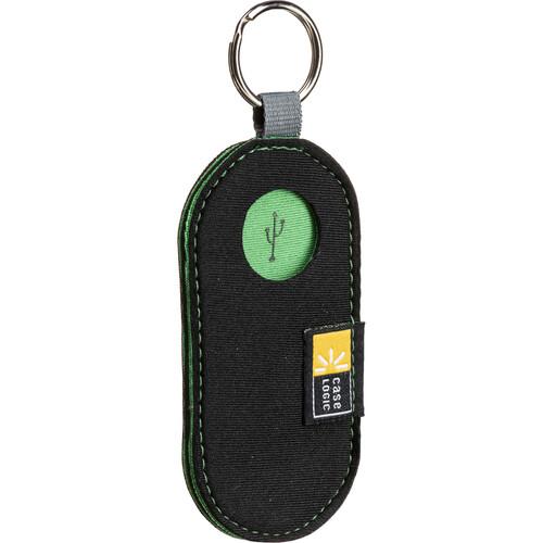 Case Logic USB Flash Drive Case (Black)
