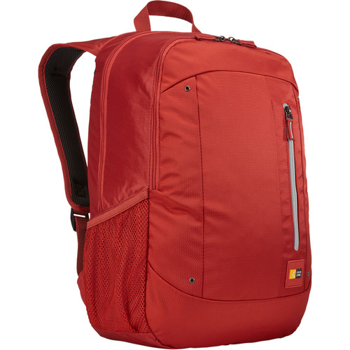 "Case Logic Jaunt Backpack for 15.6"" Laptop (Racing Red)"