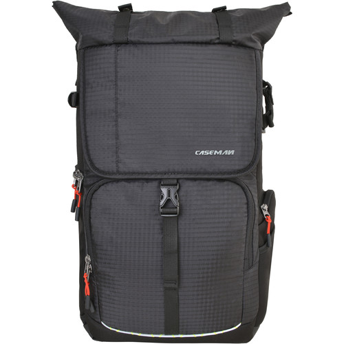 Caseman Compass Series CP100 Camera Backpack (Gray)
