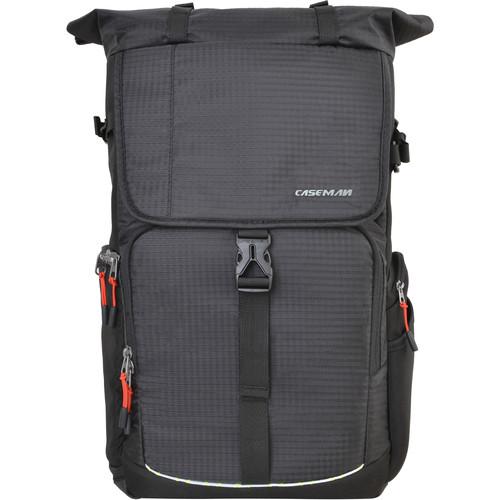 Caseman Compass Series CP300N Camera Backpack (Gray)