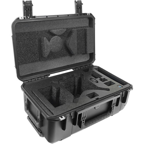 CasePro Wheeled Carry-On Hard Case for DJI Phantom 3 Quadcopter & Accessories