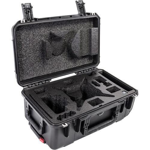 CasePro Case for DJI Phantom 4 Quadcopter & Accessories