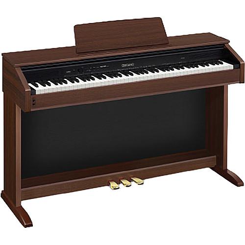Casio Celviano AP-250BN - Digital Cabinet Piano (Brown)