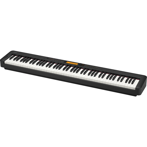 Casio - CDP-S350 88-Key Compact Digital Piano with Speakers