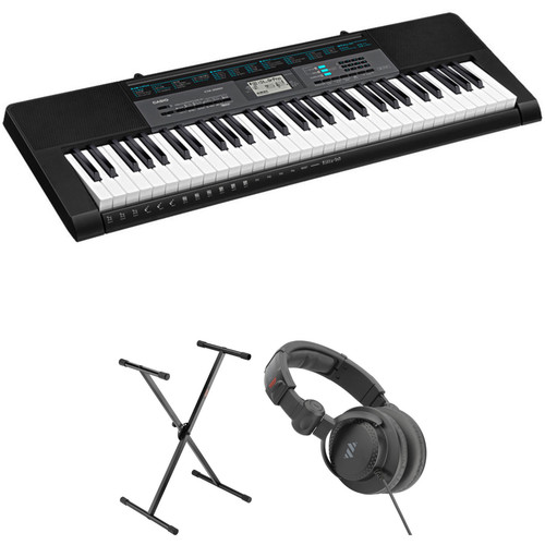 Casio CTK-2550 61-Key Keyboard Starter Kit