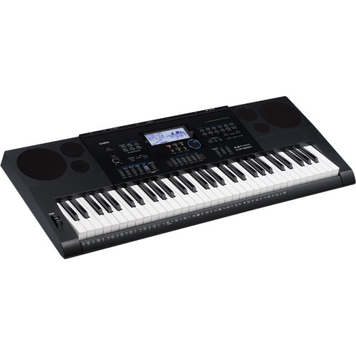 Casio CTK-6200 Portable Keyboard Value Bundle