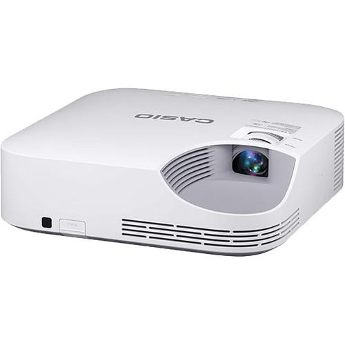 Casio XJ-V1 LampFree Core Series 2700-Lumen XGA DLP Projector
