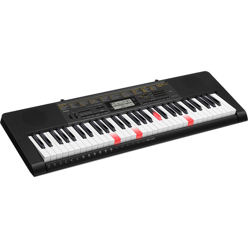 Casio LK-265 61-Key, Piano-Style Keyboard with Touch Response and Key-Lighting System