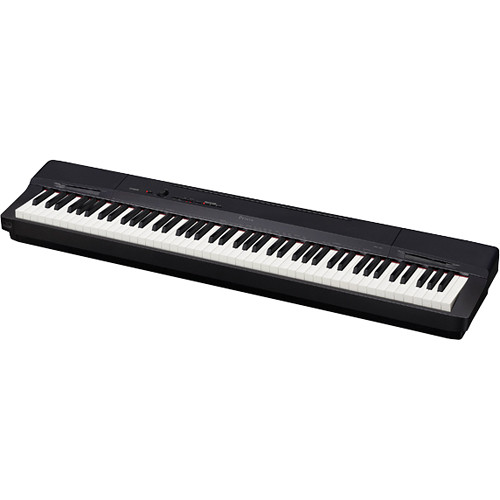 Casio PX-160 Digital Piano Home/Studio Essentials Bundle (Black)
