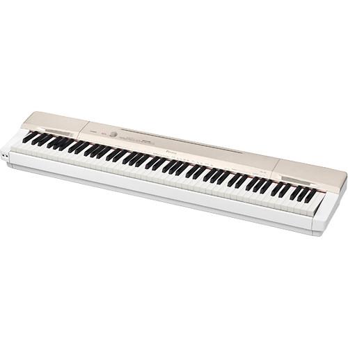 Casio PX-160 Privia 88-Key Digital Piano (Gold)
