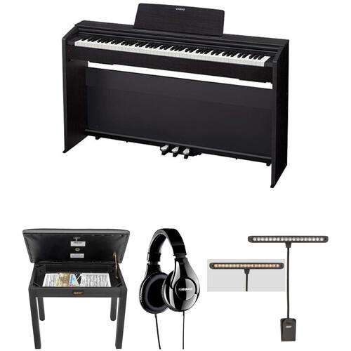 Casio PX-870 Home and Studio Piano Kit (Black)