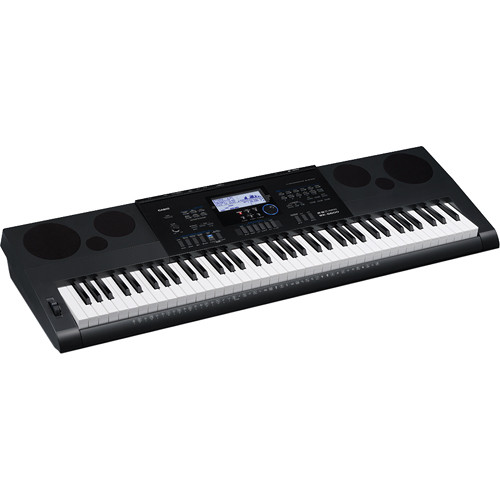 Casio WK-6600 - Workstation Keyboard with Sequencer and Mixer