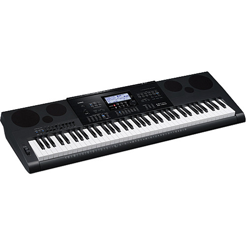 Casio WK-7600 - Workstation Keyboard with Sequencer and Mixer