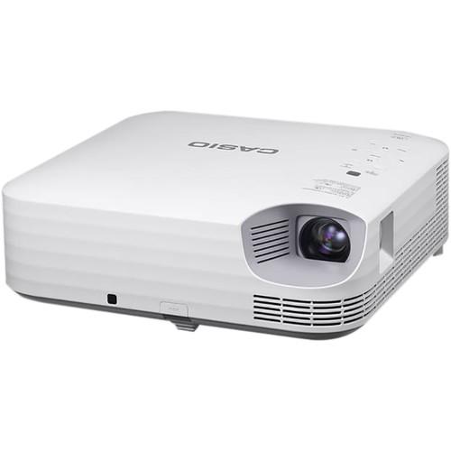 Casio XJ-S400W LampFree 4000-Lumen WXGA Laser DLP Projector